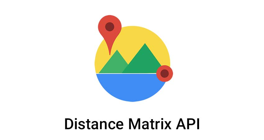 Distance Matrix API